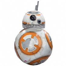 "BB-8 Droid - Large Star Wars Balloon (33"") 1pc"